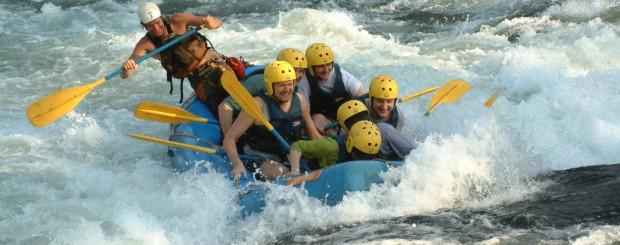 Explorers Kundalika River Rafting