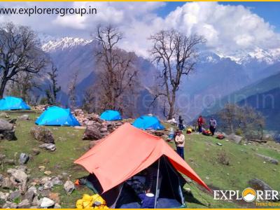 Kuari Pass Trek Explorers Pune Mumbai