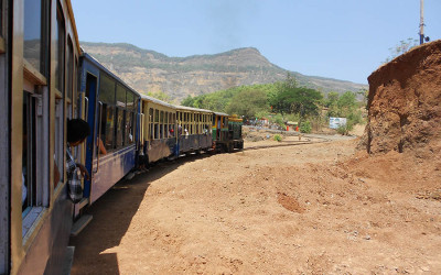 Matheran Kids Camp Toy Train