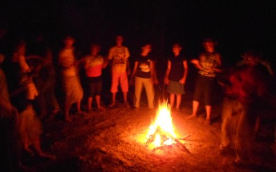 Rajmachi Jungle Kids Camp Camp Fire