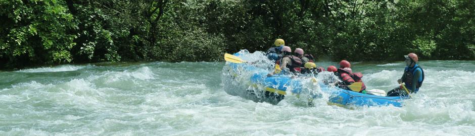 Kundalika Rafting