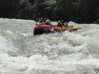 Kundalika Rafting Camping