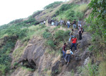 Harishchandragad Rock Patch