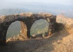 Rajgad Balekilla Rajgad Night Trek by Explorers Pune Mumbai