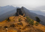 Rajgad Night Trek by Explorers Pune Mumbai