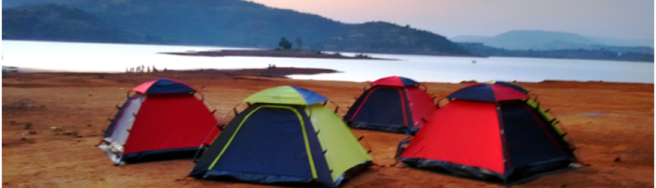 Vasota Lake side Camping