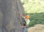 Tailbaila Climbing & Rappelling by Explorers