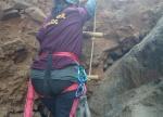 Dukes Nose Climbing