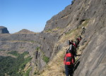 AMK Adventure Trek Traverse by Explorers Pune Mumbai