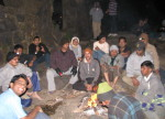AMK Adventure Trek Camp Fire by Explorers Pune Mumbai