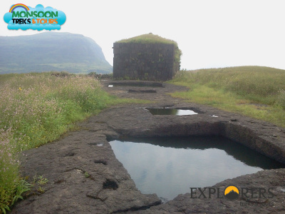 Harihar Fort Trek by Explorers Pune Mumbai