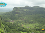 Visapur View from Lohgad
