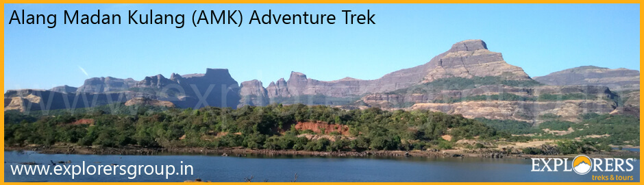 Explorers AMK Adventure Trek by Explorers Pune Mumbai
