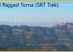 Explorers SRT Trek Sinhgad Rajgad Torna