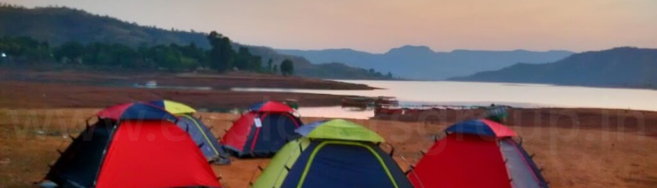 Lakeside Camping Vasota - Explorers | Adventure Treks Tours-Pun