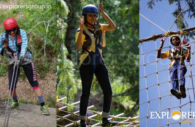 Adventure Activities Manali Adventure Camp Explorers Pune Mumbai
