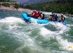 Rafting at Bias Manali Adventure Camp Explorers Pune Mumbai