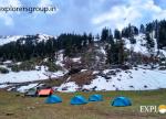 Khullara - Kuari Pass Trek Explorers Pune Mumbai
