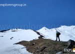 Ridge Kuari Pass Trek Explorers Pune Mumbai