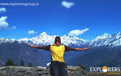 Manali Adventure Camp Explorers Pune Mumbai