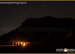 Sandhan Valley Camping by Explorers Pune Mumbai