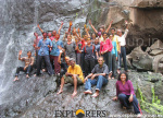 Canyon Valley Trek by Explorers Pune Mumbai