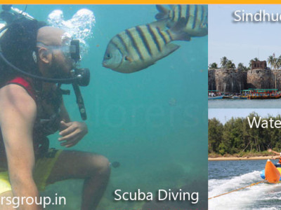 Tarkarli Beach Camping & Scuba Diving by Explorers Pune Mumbai