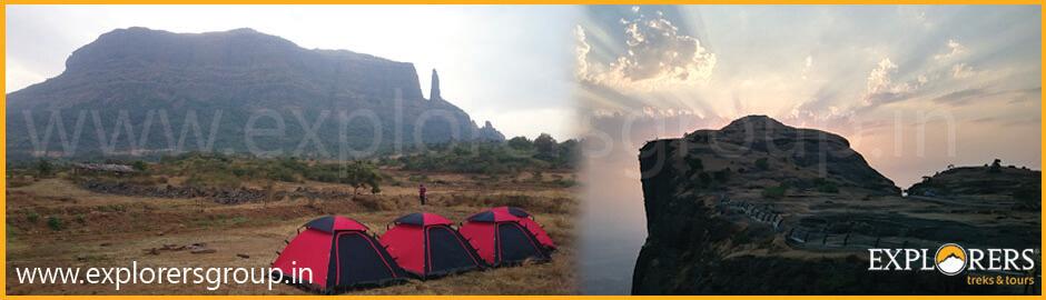 Naneghat Camping by Explorers Pune Mumbai