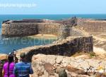Explorers Tarkarli Beach Camping Visit Sindhudurg Fort