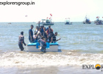 Explorers Tarkarli Beach Camping Speed Boat