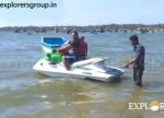 Explorers Tarkarli Beach Camping Jet Ski