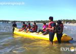 Explorers Tarkarli Beach Camping Banana Ride