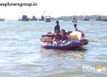 Explorers Tarkarli Beach Camping Seating Bumper