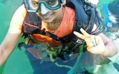 Explorers Tarkarli Beach Camping Scuba Diving