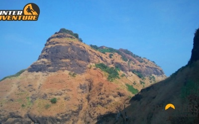 Peb Fort Trek by Explorers Pune Mumbai