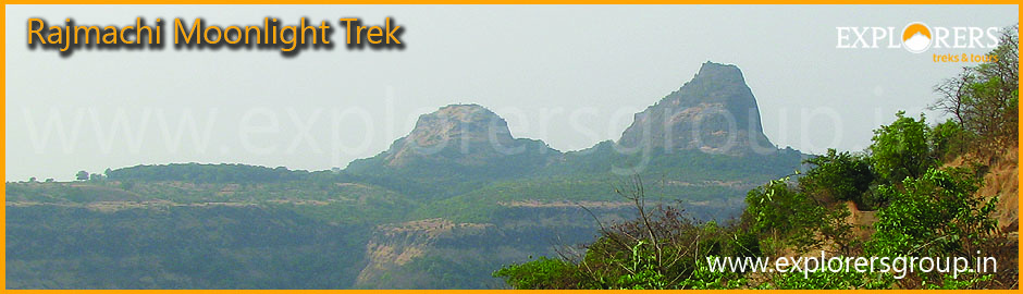 Rajmachi Moonlight Trek by Explorers Pune Mumbai