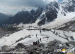 Approaching - Pha Konda Peak expedition by Explorers Pune Mumbai