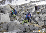 Tackling Moraines - Pha Konda Peak expedition by Explorers Pune Mumbai