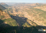 View from Chandragad Chandragad to Aurther Seat Trek Explorers pune Mumbai