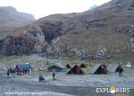 Bhallu- Ka - Dhera - Hamta Pass Trek by Explorers Pune Mumbai