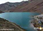 Chandertal- Mini Pangong lake of Himachal - Hampta Pass Trek by Explorers Pune Mumbai