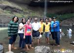 Devkund Waterfall Trek Explorers Pune Mumbai