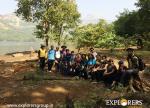Devkund Waterfall Trek Explorers Pune Mumbai..