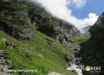 Enrooted - Juara above Chhika - Hampta Pass Trek by Explorers Pune Mumbai