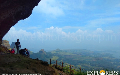 Ratangad to Harishchandragad Range Trek by Explorers Pune Mumbai