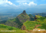 Khutta - Ratangad to Harishchandragad Range Trek by Explorers Pune Mumbai