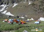 Juara Camsite - Hamta Pass Trek by Explorers Pune Mumbai