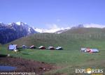 Kharimindiyari - Campsite - Deo Tibba Base Camp Trek by Explorers Pune Mumbai