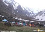Piyangniru Campsite - Deo Tibba Base Camp Trek by Explorers Pune Mumbai