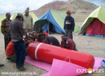 Portable Altitude Chamber (PAC) - Deo Tibba Base Camp Trek by Explorers Pune Mumbai